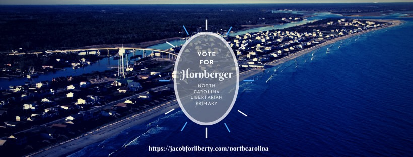 North Carolina For Hornberger
